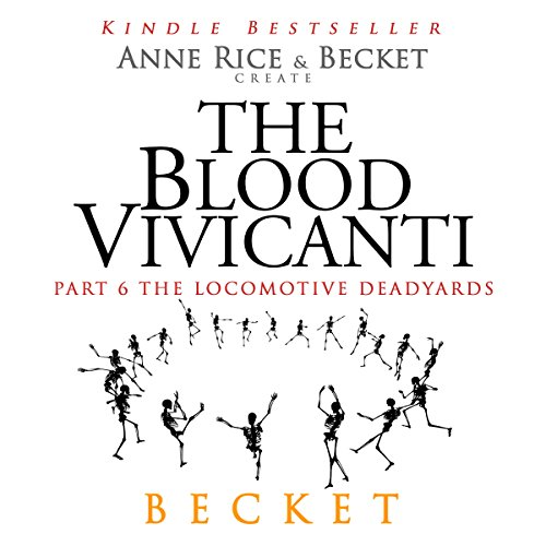 The Blood Vivicanti Part 6 audiobook cover art