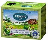 Tisana della Malga Bio 15 bustine di tè - Viropa