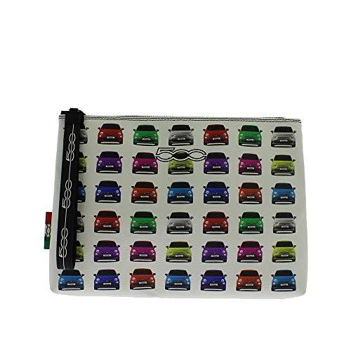 GABS Fiat 500 Atlanta Bustina Donna F000600ND X1294 C1001 Musetti Bianco