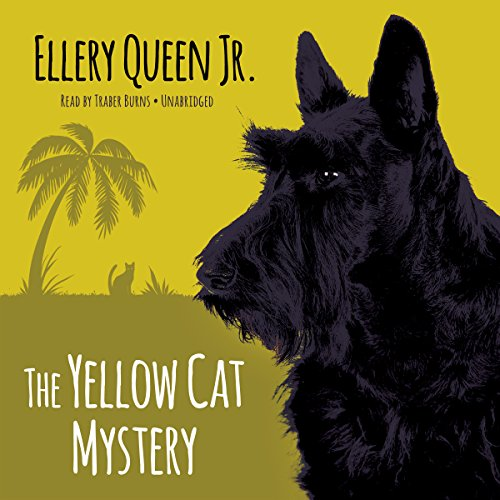 The Yellow Cat Mystery audiobook cover art