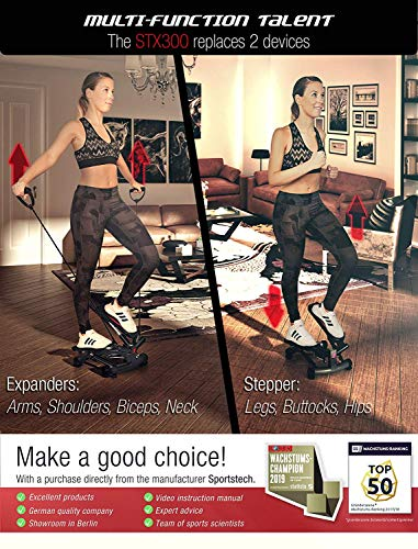 Sportstech STX300 Swing Stepper