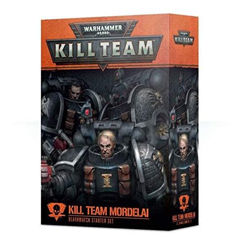 Games Workshop Warhammer Kill Team: Kill Team Mordelai – Deathwatch Starter Set