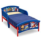 Product Image of the Delta Children Plastic Toddler Bed, Nick Jr. PAW Patrol