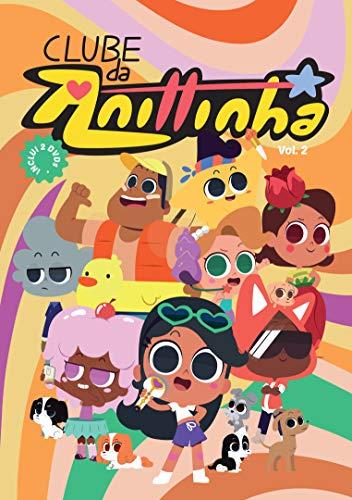 ANITTINHA - CLUBE DA ANITTINHA - VOL.2 - DVD DUPLO