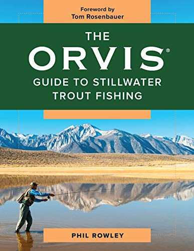 The Orvis Guide to Stillwater Trout Fishing (English Edition)
