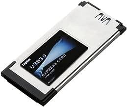 Logitec Expressカード USB3.0増設 LPM-USB3