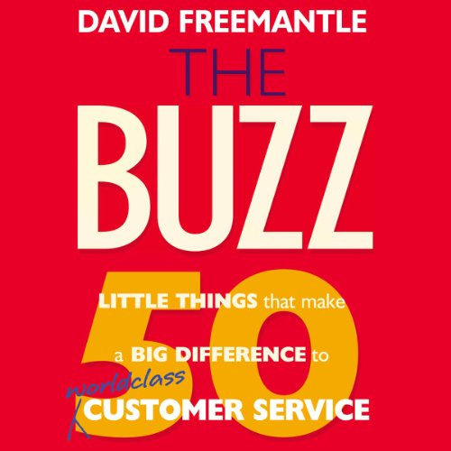The Buzz audiobook cover art