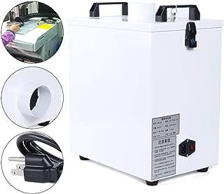 RanBB Smoke Purifier, 80W Pure Air Fume Extractor Smoke Purifier for CNC Laser Engraving Machine