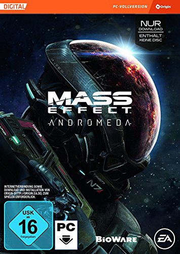 Mass Effect: Andromeda - Standard Edition |PC Origin Instant Access