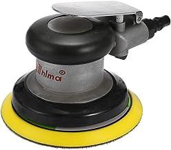Andoer Pneumatic Tools Polishing Machine 5 Inch Round Polished Grinding Hand Tool Air Sander Sandpaper Random Orbital Grinder