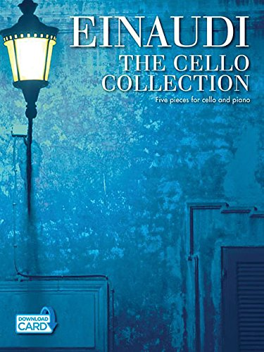 Ludovico Einaudi: The Cello Collection (Book & Download Card): Songbook, E-Bundle, Download (Audio) für Cello, Klavier