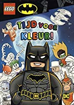 LEGO Batman kleurboek
