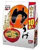 永谷園 生タイプみそ汁 ゆうげ 徳用10食 ...