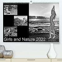 Girls and Nature (Premium, hochwertiger DIN A2 Wandkalender 2022, Kunstdruck in Hochglanz): Bezaubernde Maedchen in fantastischer urspruenglicher Natur. (Monatskalender, 14 Seiten )