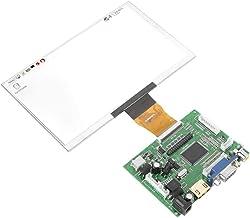 Módulo de Pantalla TFT LCD de 7 Pulgadas 1024x600 Kit de Pantalla de Monitor VGA HDMI con Control Remoto Cable USB Placa de Controlador para Raspberry Pi 3/2 NO Función Táctil