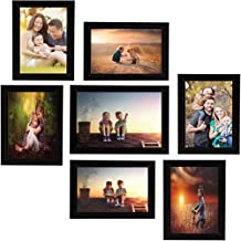 AG Crafts™ Wall Collage Photo Frames (Black)