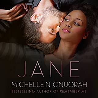 Jane audiobook cover art