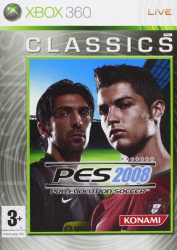 Cl. Pro Evolution Soccer 2008