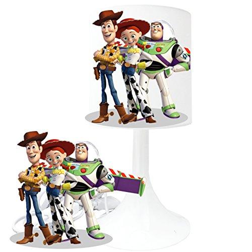 Toy Story (1) - Lampe de chevet de création - Lampe à poser enfant
