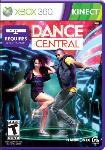 Dance Central (W/240 Points Card)