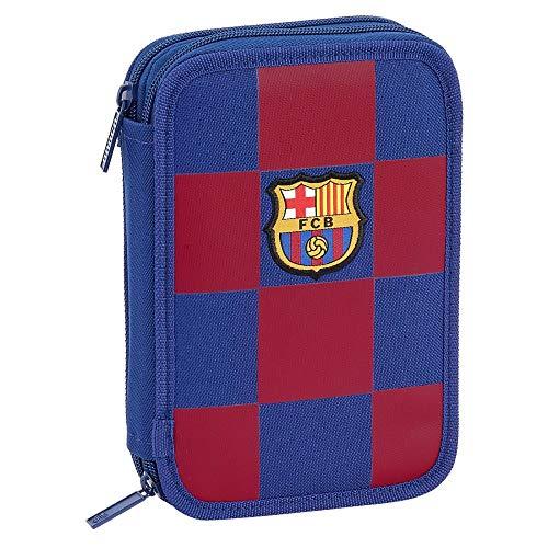FC Barcelona - vedertas 34-delig - collectie blauw/rood