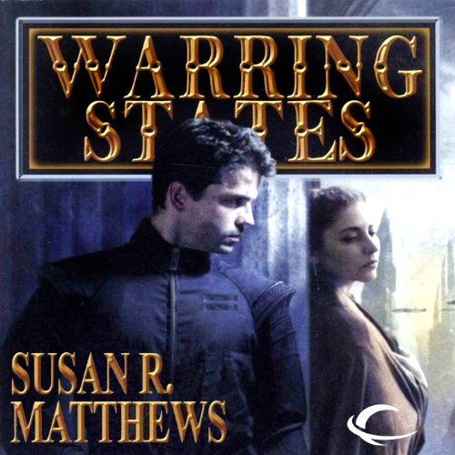 Warring States audiobook cover art