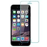 強化ガラス液晶保護フィルム 硬度9H (iPhone6/iPhone6S 用ラウンドエッジ加工) [並行輸入品]