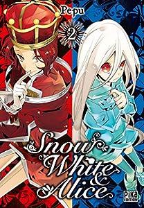 Snow White & Alice Edition simple Tome 2
