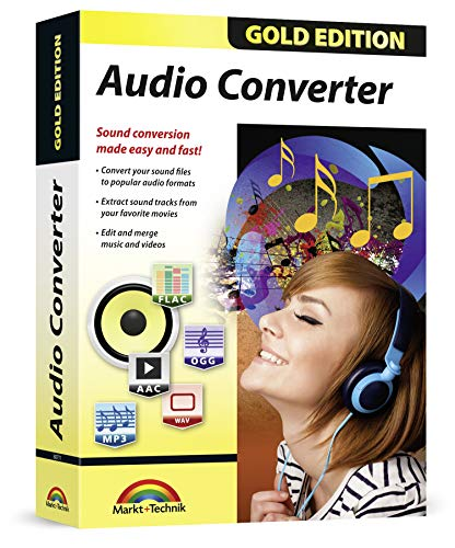 Audio Converter - Edit and convert your sound and music files to other audio formats - easy audio editing software for Windows 10, 8 and 7