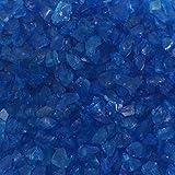 Miniatura Jardín de hadas Cristal de espejo Pebbles agregados Crystal como Arena Roca de Río para decoración de tanque de peces de acuario, fantástico jardín o patio, resina Making