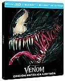 Venom - Edición Limitada Metal (BD 3D + BD + BD Extras) [Blu-ray]