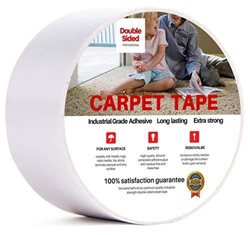 Doppelseitiges Teppich-Klebeband,...
