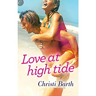 Love at High Tide audiobook cover art