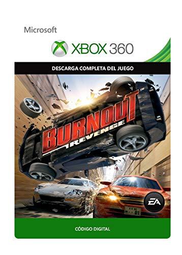 Burnout Revenge  | Xbox 360 - Código de descarga