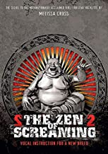 The Zen of Screaming Volume 2 Instructional Vocal DVD by Melissa Cross
