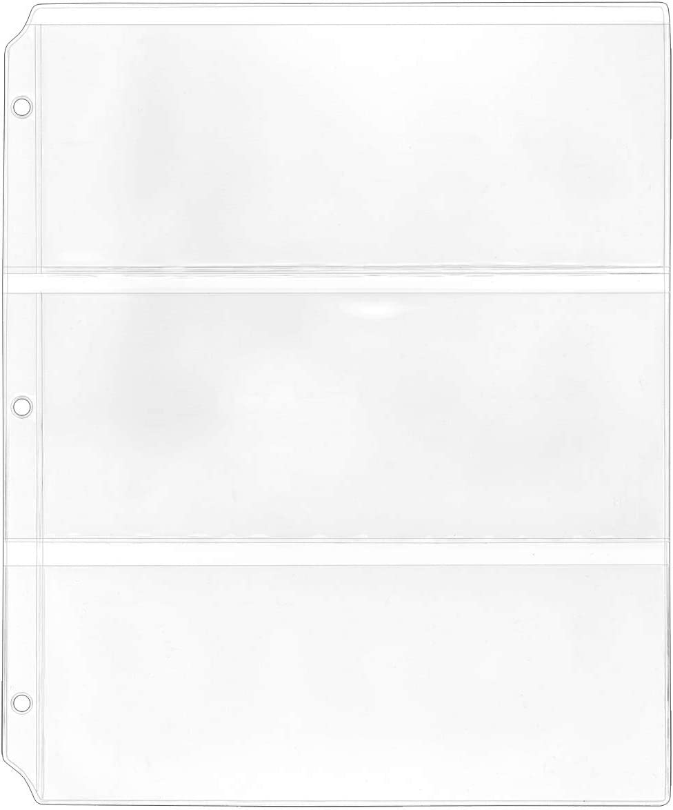 Super sale StoreSMART - Collector's Envelope Page 3-Ring for Binders Free shipping on posting reviews Thre