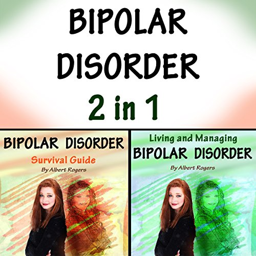 Bipolar Disorder: 2 in 1 audiobook cover art