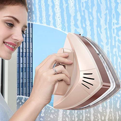 LZH FILTER Double Face Laveur de Vitre,Verre à Vitre Essuie-Glace Plus Propre Brosse de Surface Double Face Nettoyage Magnétique, Facile et sur a Utiliser pour la Maison et Le Bureau