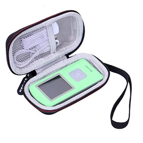 LTGEM EVA Hard Carrying Case for EMAY/CONTEC Handheld Portable EKG Monitor (EMG-10)
