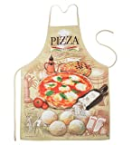Kochschürze Grillschürze Schürze =Pizza=