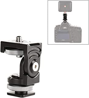 KANEED Handlebar Adapter Mount Phone Clamp Bracket Tripod Head