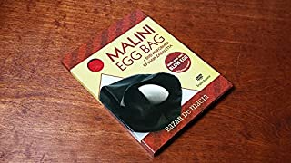 Malini Egg Bag Pro Red Bag and DVD Trick