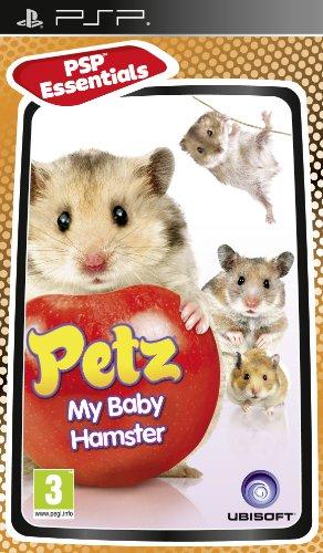 Jogo Petz My Baby Hamster PSP
