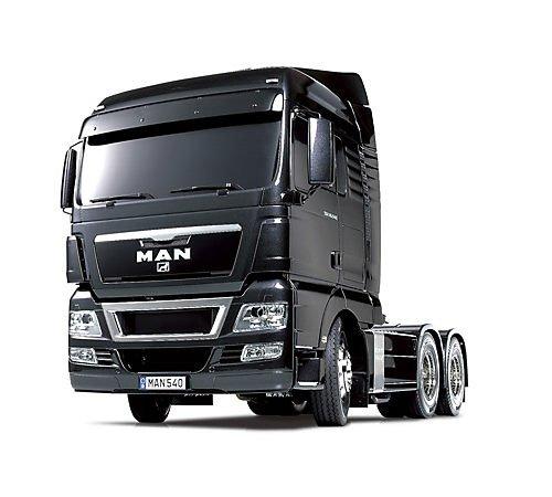 Tamiya - 56325 - Radio Commande - Camion - Man 6x4 Xlx