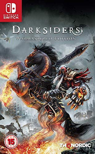 Darksiders: Warmastered Edition - Nintendo Switch - Nintendo Switch [Importación inglesa]