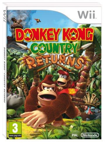 Donkey Kong Country Returns [Pegi]