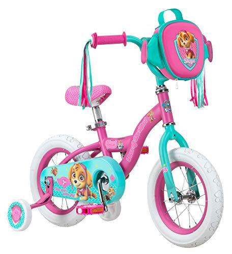 Nickelodeon,Mongoose Girls 12 inch Skye Paw Patrol Bike