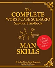 The Worst-Case Scenario Survival Handbook: Man Skills: (Survival Guide for Men, Book Gifts for Men, Cool Gifts for Men)