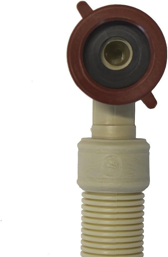15 m Wovelot AC Raccord de tuyau de vidange pour climatisation vis dangle avec anneau en caoutchouc pour unit/és divis/ées et fen/êtres AC 3//5