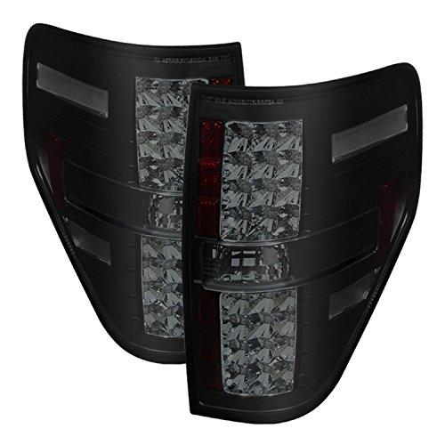 Spyder Auto 5078148 LED Tail Lights Black/Smoked by Spyder Auto